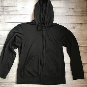 Nike Therma Fit Black Full Zip Sweatshirt